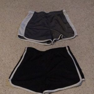 active wear shorts